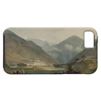 The Former Winter Capital of Bhutan at Punakha Dzo iPhone SE/5/5s Case
