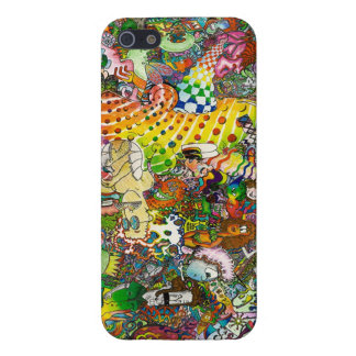 """The Formula"" Iphone 5 Case"