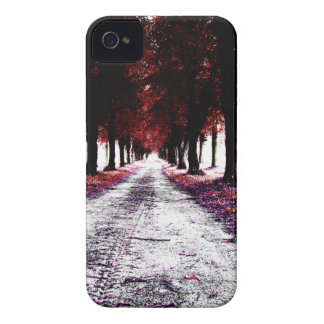 The Forrest Gump Road iPhone 4 Case