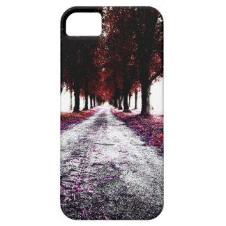 The Forrest Gump Road iPhone SE/5/5s Case
