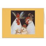 The Forsythe Family card
