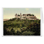 The fort, Coburg, Thuringia, Germany classic Photo Greeting Cards