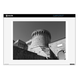 """The Fortezza Medicea of Volterra . Tuscany, Italy Skin For 15"""" Laptop"""