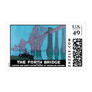 The Forth Bridge Postage