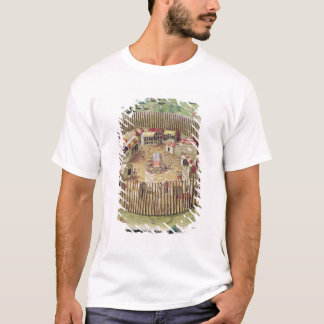 The Fortified Town of Pomeiooc T-Shirt