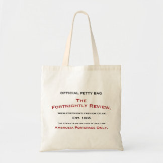 The Fortnightly Petty Bag (Diana size)
