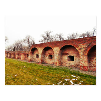 The Fortress Wall Postcard