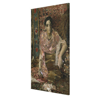 The Fortune Teller, 1895 Canvas Print