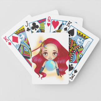 The Fortune Teller Bicycle Playing Cards