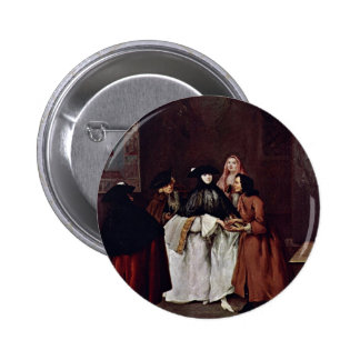 The Fortune Teller By Longhi Pietro (Best Quality) Pins
