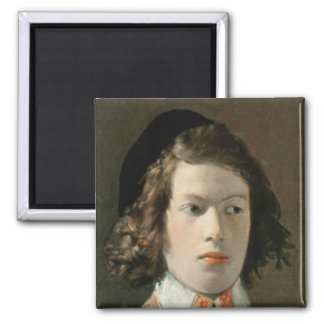The Fortune Teller, c.1625 (oil on canvas) (see 19 2 Inch Square Magnet