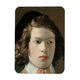 The Fortune Teller, c.1625 (oil on canvas) (see 19 Rectangular Photo Magnet