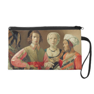 The Fortune Teller, c.1630 (oil on canvas) (see 19 Wristlet Purse