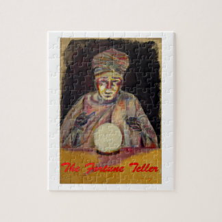 The Fortune Teller Jigsaw Puzzle