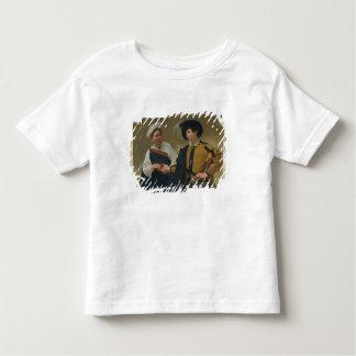 The Fortune Teller (La Buona Ventura), c.1594 Toddler T-shirt