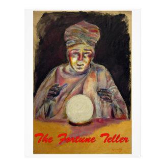 The Fortune Teller Letterhead