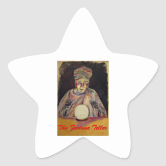 The Fortune Teller Star Sticker