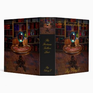 The Fortune Tellers Lair Binder
