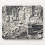 The Forum of Augustus is one of the Imperial 2 Mouse Pad