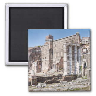 The Forum of Augustus is one of the Imperial 3 Magnet