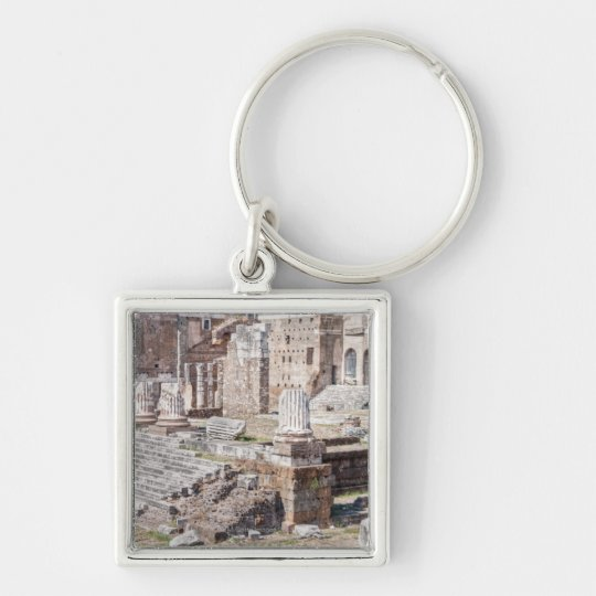 The Forum of Augustus is one of the Imperial Keychain