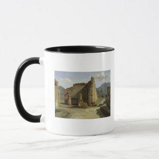The Forum of Pompeii Mug