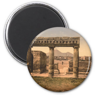The Forum, Pompeii, Campania, Italy Magnet