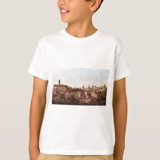 The Forum seen from the Farnese Gardens, Rome T-Shirt