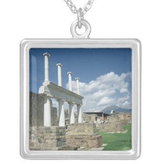 The Forum Silver Plated Necklace