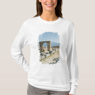 The Forum with the mountains in the background T-Shirt
