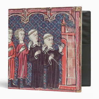 The Foundation of a Monastery 3 Ring Binder