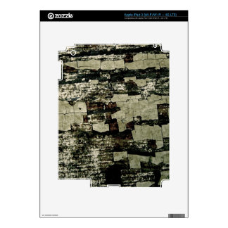 The Foundations of the Desert Tablet Skin Decal For iPad 3