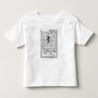 The Founding of Tenochtitlan Toddler T-shirt