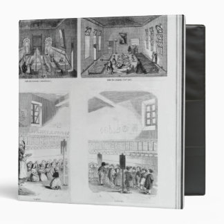 The foundling home 3 ring binders