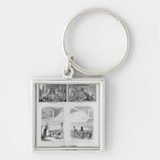 The foundling home keychain