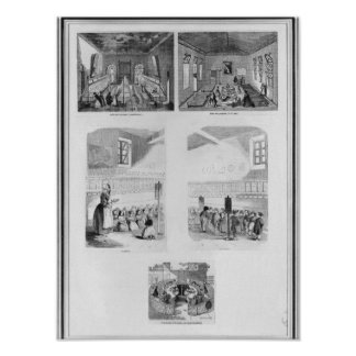 The foundling home poster