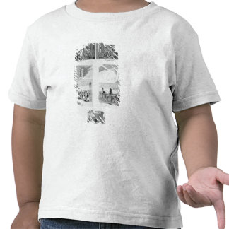 The foundling home tee shirt