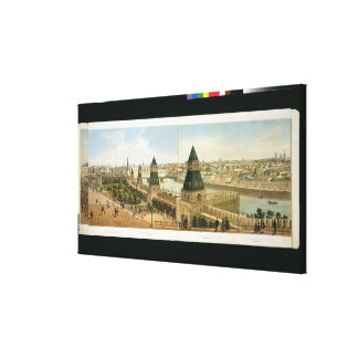 The Foundling Hospital and Zamoskvoreche from the Canvas Print
