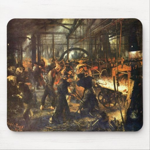 The Foundry postcard Mouse Pads