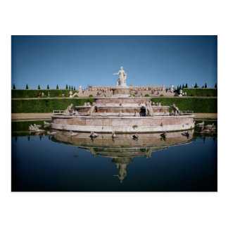 The Fountain of Latona Postcard