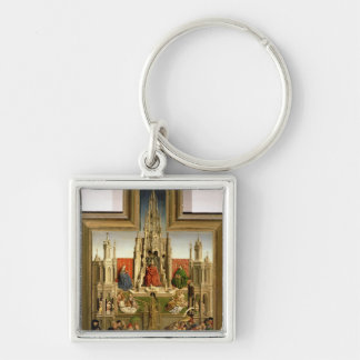 The Fountain of Life Keychain