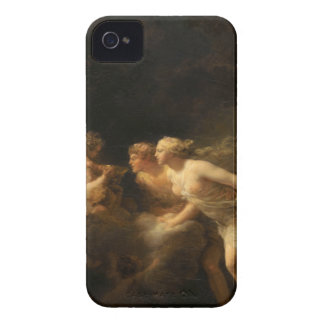 The Fountain of Love by Jean-Honore Fragonard iPhone 4 Case-Mate Case