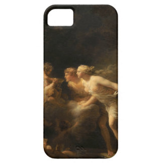 The Fountain of Love by Jean-Honore Fragonard iPhone 5 Case
