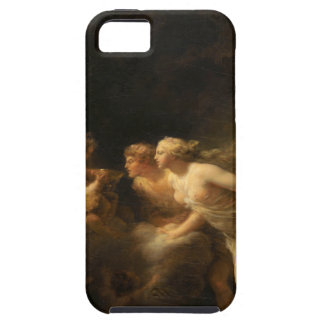 The Fountain of Love by Jean-Honore Fragonard iPhone 5 Cover