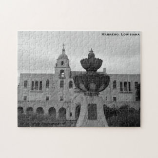 The Fountain of Marrero Jigsaw Puzzle
