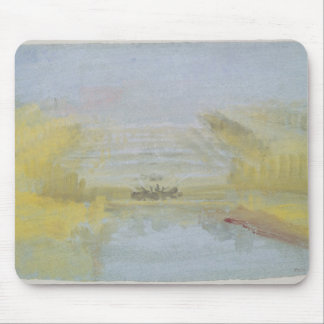 The Fountains at Versailles, 1826-33 Mouse Pad