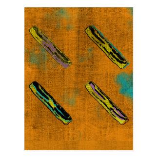 The Four Bacons Postcard