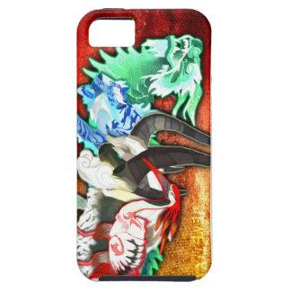 The Four Celestials iPhone SE/5/5s Case
