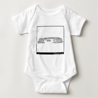 The Four Children Baby Bodysuit