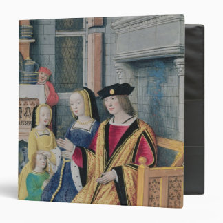 The Four Conditions of Society: Nobility 3 Ring Binder